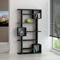 An image of Arbol Bookcase Anthracite