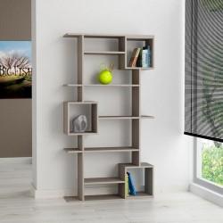 An image of Arbol Bookcase Light Moca