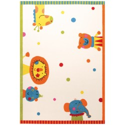 Dotty Animal Parade Rug