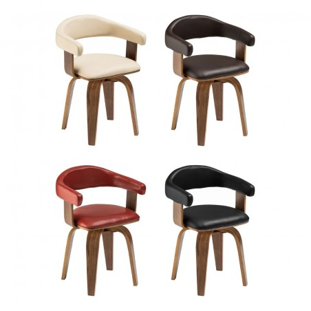Stockwell Bentwood Chair , all colours