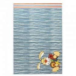 SigiKid - Semmel Bunny Rug Blue