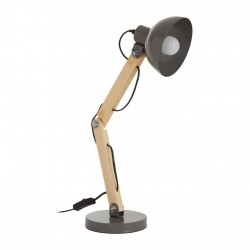 Heide Table Lamp, stand extended