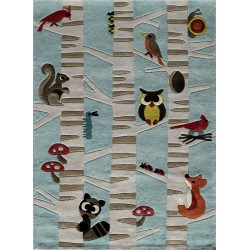 Tonto Forest Critters Rug