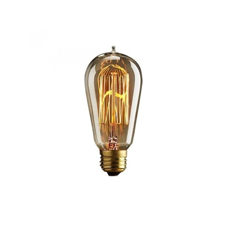 Edison Filament Lamp Screw or Bayonet