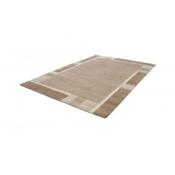 Natural Rug Side View