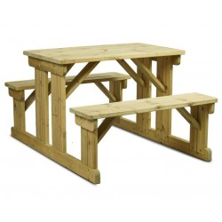 Easy Access Tamar Picnic Table
