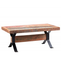 Funki Coastal Coffee table, front view