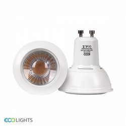 GU10 7W or 5W LED COB Spotlight Bulb