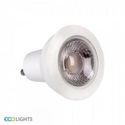 GU10 7W or 5W LED COB Spotlight Bulb