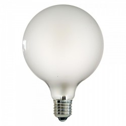 Edison Large Globe G125 Screw fitting light bulb