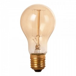 Edison Filament Light Bulb screw fitting