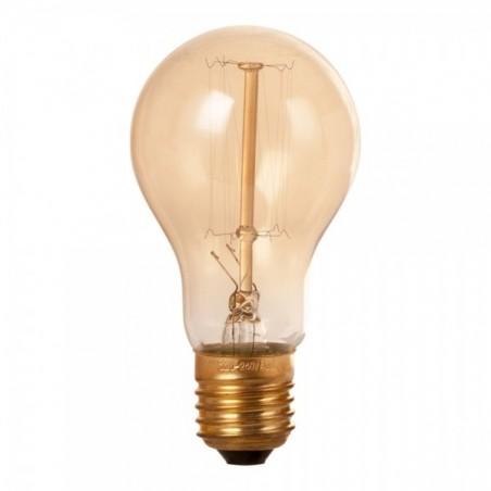 Edison Filament Light Bulb screw fitting