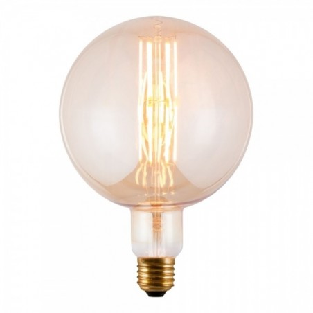 Extra Large Globe Filament Light Bulb