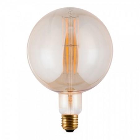 Extra Large Globe Filament Light Bulb