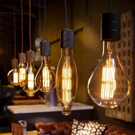 Extra Large  Filament Light Bulbs