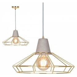 Toledo Geometric Pendant Light Mood Shot