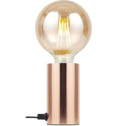 Felton Metal Table Lamp- Copper