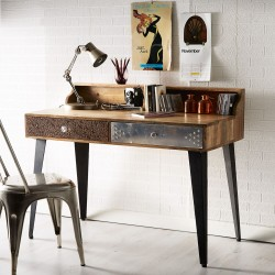 Kota Desk/Console Table, mood shot