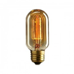 Edison T45 Small Tube Dimmable Filament Light Bulb