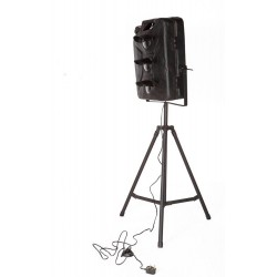 Haveri Jerry Can Floor Lamp, white background