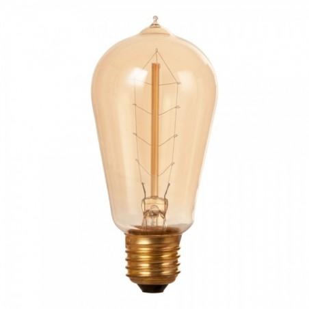 Edison Hair Pin Filament Light Bulb ST58  Dimmable
