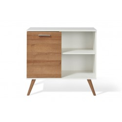 Nils 1 Oak Door Sideboard