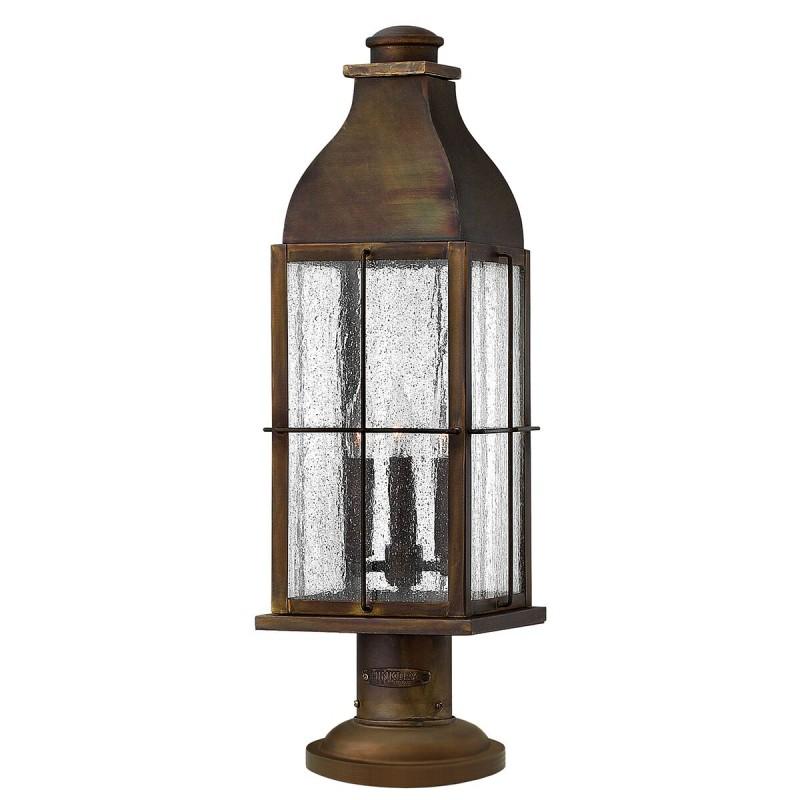 Outdoor Pedestal Light Talpa