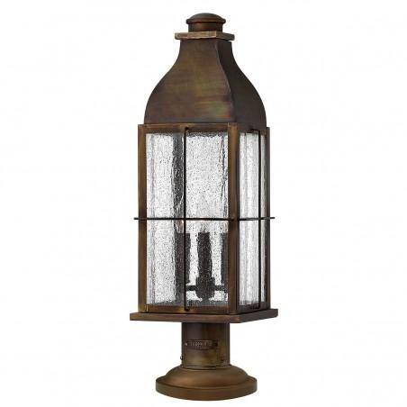 Talpa Outdoor Pedestal Light