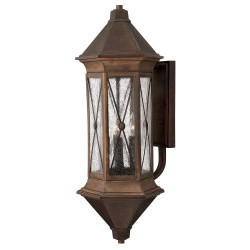 Talpa 4 Light Extra-Large Wall Lantern