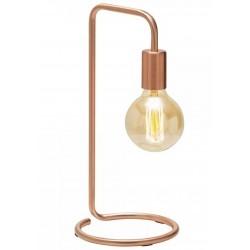 Ramon Metal Table Lamp - Copper
