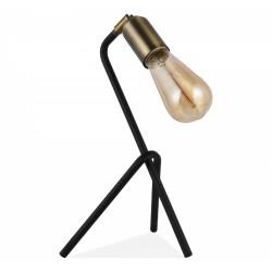 Newkirk Tripod Table Lamp Brass