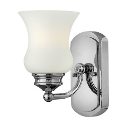 Afton Classic Bathroom Wall Light Single