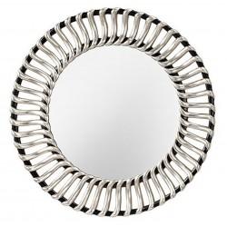 Brettin Round Wall Mirror