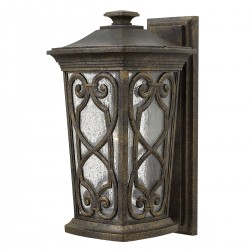 Eldred Retro External Wall lantern medium