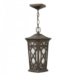 Eldred Retro Small Chain Lantern