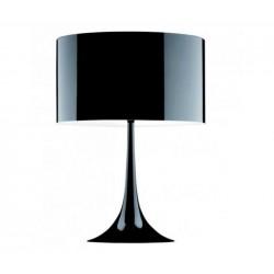 Alie Spun T2 Style Black Table Lamp