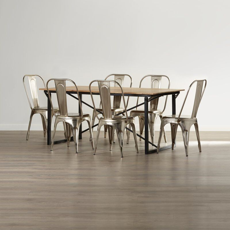 6 Seater Dining Set With