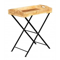 Kinver Industrial Tray With Stand, white background