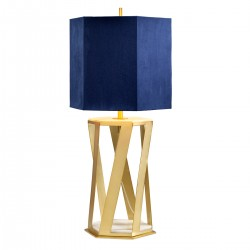 Liberty Hexagonal Table Lamp (1)