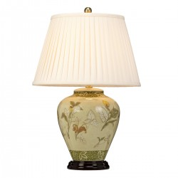Wuhan Chinese Porcelain Table lamp on
