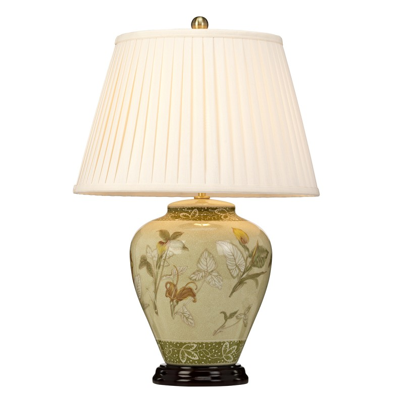 Chinese Porcelain Table Lamp Wuhan, Porcelain Table Lamp