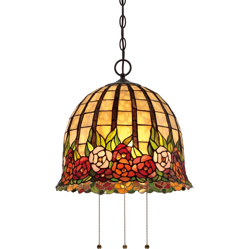 Tiffany Style Pendant Light Vinchy