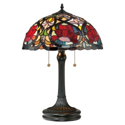 Montvale Tiffany Style Table Lamp