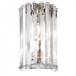 Purdys Crystal Style Bathroom Wall Light