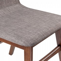 Amini Upholstered Dining Chair Seat Cool Grey Cool Grey view
