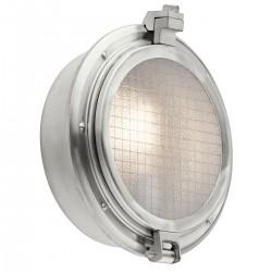 Carnarsie Porthole Style Wall Light