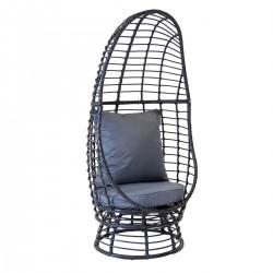 Barmston Rattan Pod Chair