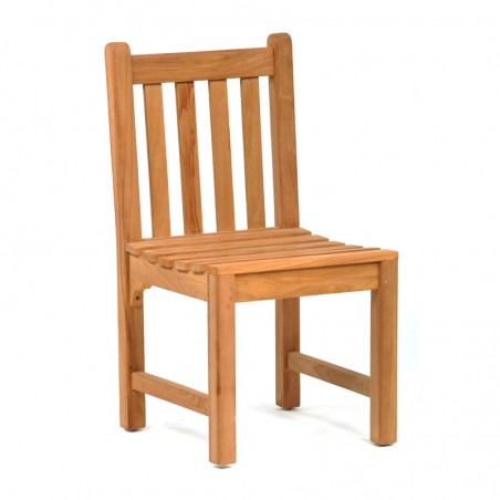 Berkeley Teak Garden Side Chair
