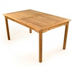 Fallon Rectangular Teak Garden Table
