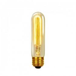 Edison Vintage Style Tube Filament Light Bulb T10